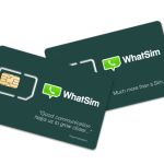WhatSim : une carte SIM WhatsApp internationale à 10€/an