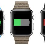 Apple Watch : une autonomie de 19 heures seulement ?