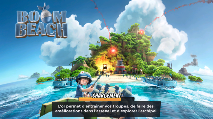 Boom Beach : triche, astuces & cheat
