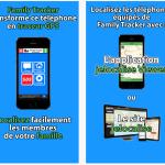 Family Tracker : localiser ses proches par GPS sur iPhone & iPad