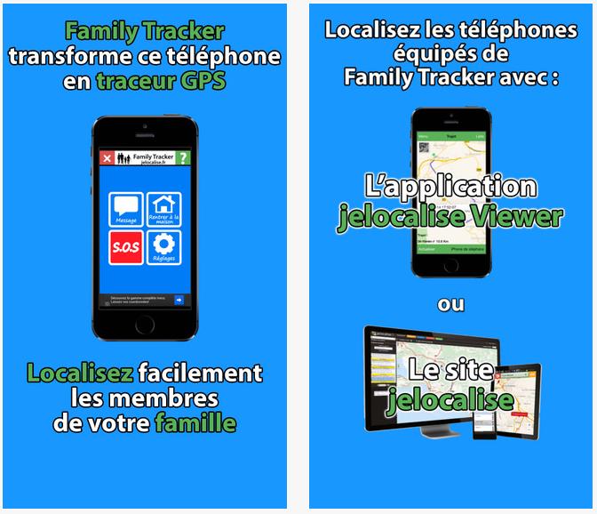 family tracker localiser ses proches par gps sur iphone ipad. Black Bedroom Furniture Sets. Home Design Ideas