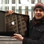 Insolite : il transforme les iPad en tablettes géantes