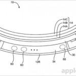 Apple : nouveau brevet d'iPhone flexible