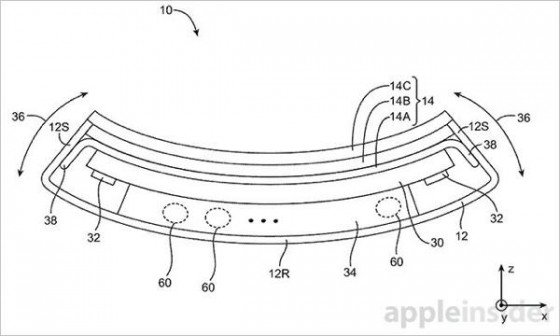 iPhone flexible brevet (1)