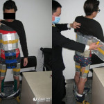 Insolite : un chinois arrêté à la frontière avec 94 iPhone 6 sur lui