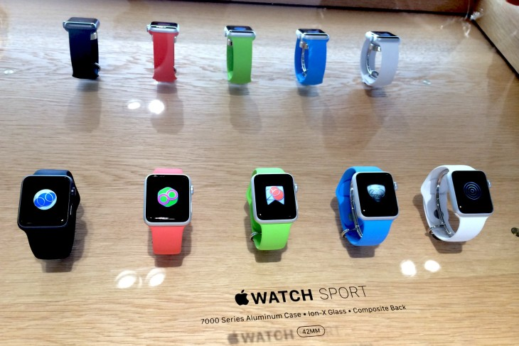 Apple Store : très peu d'Apple Watch en vente le 24 avril