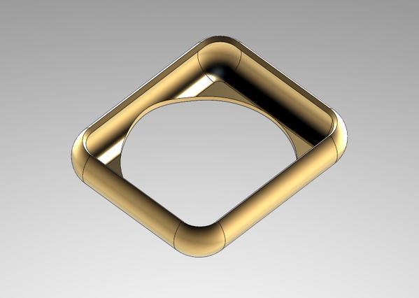 Apple Watch Edition : un prix supérieur à 5000 dollars ?