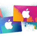 Carte Cadeau iTunes 150x150 - Carte cadeau Apple Music : un an d'abonnement à 99 €