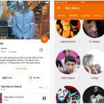 Google Play Musique disponible sur iPad