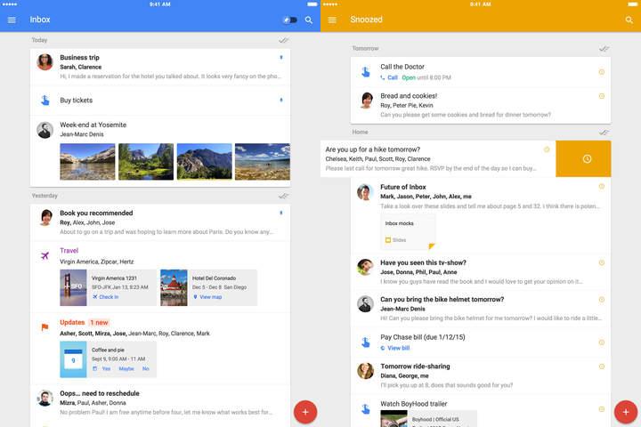 Inbox-iPad