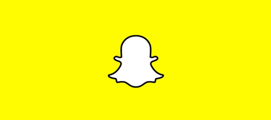 Snapchat logo - Snapchat : un mode voyage pour réduire la consommation de data