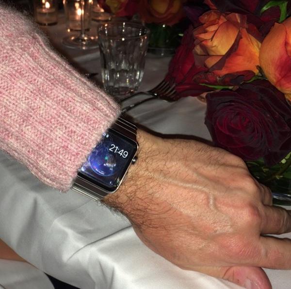 L'Apple Watch déjà au poignet de quelques employés d'Apple