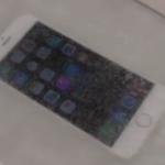Test : l'iPhone 6 plongé dans de la glace… chaude !