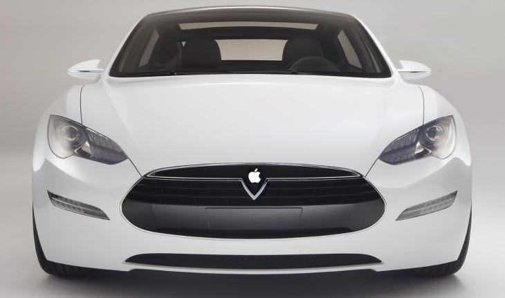 Apple travaillerait sur une voiture électrique