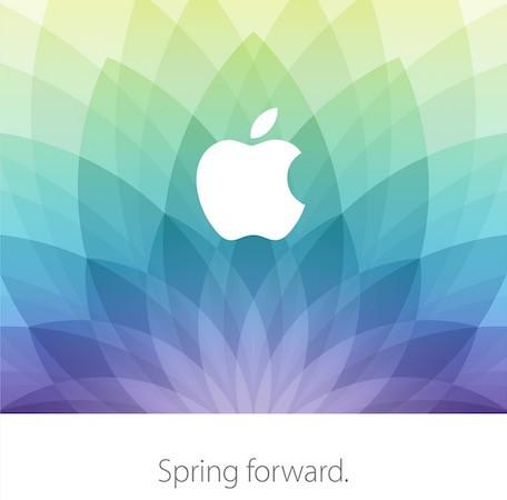 Apple : une keynote le 9 mars pour l'Apple Watch