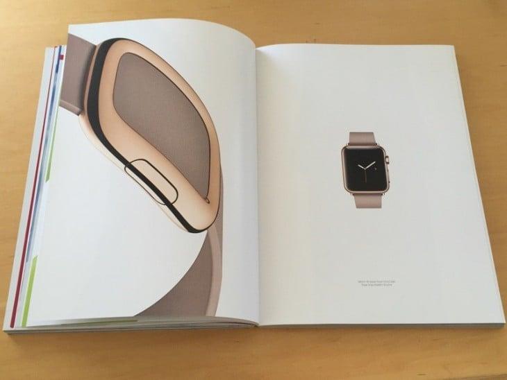 Apple Watch : des publicités pour la smartwatch dans Vogue