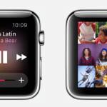 Apple Watch : 8 Go de stockage, mais seulement 2 Go de musique & 75 Mo de photos
