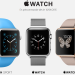 Apple Watch : prix des modèles et bracelets en euros