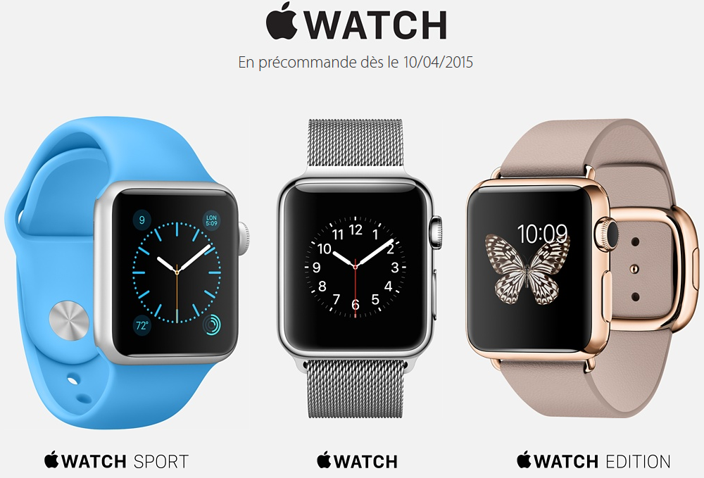 Apple watch prix - Apple Watch : une baisse de prix avant la sortie de la 2e génération ?
