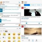 BBM iPhone : verrouillage par Touch ID et autres nouveautés