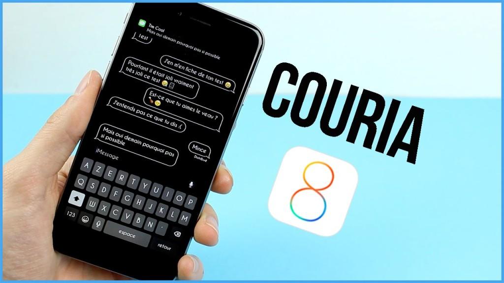 Couria-iOS-8