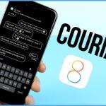 Jailbreak : Couria, successeur de BiteSMS pour iOS 8