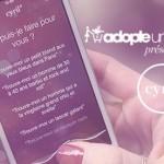 Cyril, l'assistant vocal d'AdopteUnMec sur iPhone