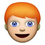 Insolite : une pétition pour un emoji roux sur iOS