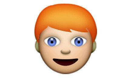 Emoji roux iOS - Insolite : 1600€ de hors forfait à cause d'emoji dans les SMS
