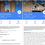 Google Maps : itinéraires dans l'agenda et POI améliorés sur iPhone & iPad