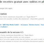 Apple Watch : les premières applications déjà disponibles