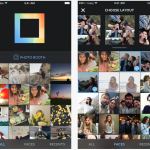 Instagram : Layout, une application de photomontage sur iPhone