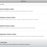 MacClean : un logiciel gratuit pour nettoyer son Mac