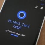 Microsoft :  l'assistante vocale Cortana bientôt sur iOS & Android ?