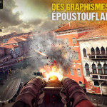 Gameloft : Modern Combat 5 gratuit sur iPhone & iPad