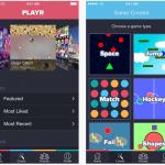 Playr : créer des jeux sur iPhone en quelques minutes