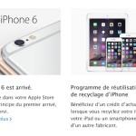 Apple Store : la reprise des smartphones Android enfin proposée