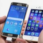 iPhone 6 vs Galaxy S6 : comparaison des capteurs d'empreintes