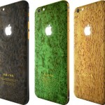 iPhone 6 : nouvelle collection « Wood » de luxe par Feld & Volk