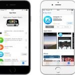 Apple Watch : l'App Store est disponible depuis l'application éponyme