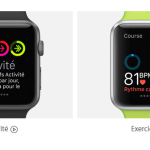 Apple Watch : les 2 derniers tutoriels (Activité & Exercice) sont disponibles