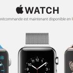 Apple Watch : les précommandes sont disponibles