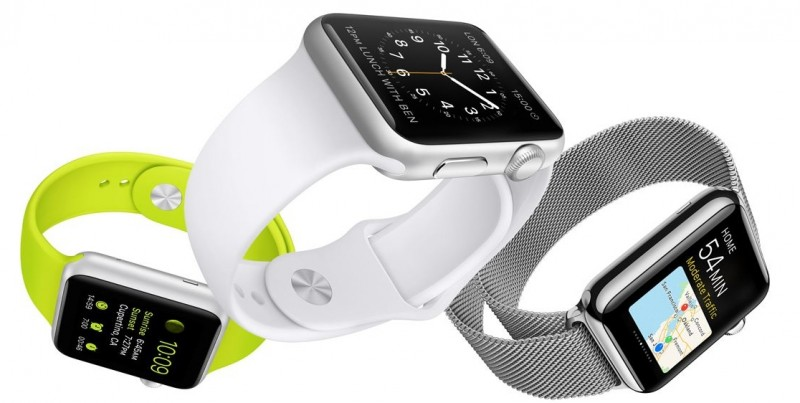 Apple Watch - Apple Watch : les applications natives arriveront en automne