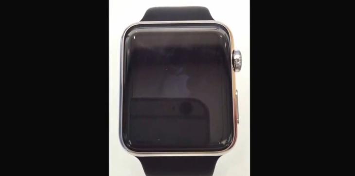 Apple Watch : un temps de démarrage de plus d'une minute