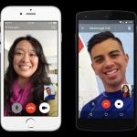 Facebook Messenger ajoute les appels vidéo sur iPhone & iPad