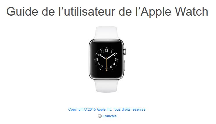 Guide-utilisateur-Apple-Watch