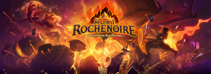 Hearthstone : l'extension Mont Rochenoire disponible sur iPad et Mac
