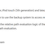 Jailbreak iOS 8.3 : Apple a corrigé une faille utilisée par TaiG
