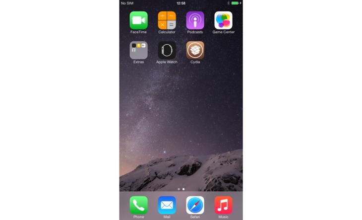 Jailbreak iOS 8.4 : réussi par i0n1c sur iPhone 6 (vidéo)
