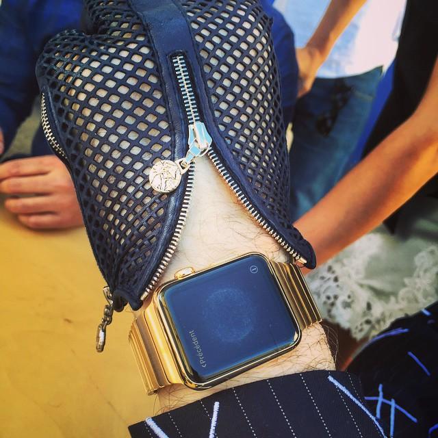 Karl-Lagerfeld-Apple-Watch-or